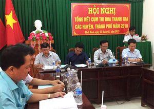 Cà Mau: Thanh tra các huyện, thành phố đạt 105% kế hoạch