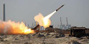 Patriot biến hình thành 'rồng lửa' S-400 trong cuộc tập trận của Israel