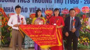Hải Phòng: Trường THCS Trường Thọ - 60 năm ươm mầm tri thức