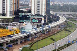 Chính thức lùi tiến độ hoàn thành tuyến metro số 1 Bến Thành – Suối Tiên thêm 2 năm