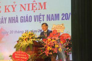 ĐH Luật Hà Nội kỷ niệm Ngày Nhà giáo Việt Nam 20/11