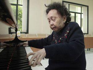 Nghệ sĩ, nhà giáo âm nhạc Thái Thị Liên tròn 101 tuổi