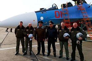Trì hoãn 2 năm, đến giờ đồng minh số 1 của Nga mới nhận được Su-30SM