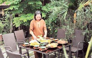Đam mê giữ gìn ẩm thực Bát Tràng