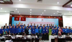 Đoàn Thanh niên Lào giao lưu tại TPHCM