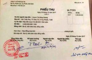 Vợ cũ TGĐ Cty Đạt Tín - Bình Định lừa bán đất, chiếm tiền tỷ thế nào?