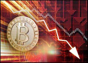 Bitcoin tiếp tục 'sụp đổ'
