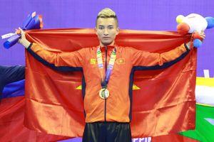 Võ gậy và Wushu tiếp tục 'gặt vàng' SEA Games 30