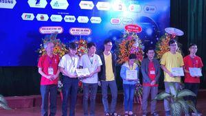700 sinh viên tham gia thi Olympic Tin học & lập trình ICPC Châu Á