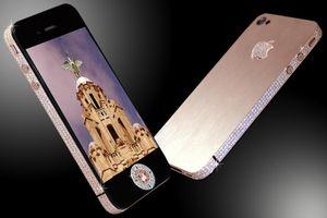 iPhone gắn kim cương và những món đồ quý hiếm của giới siêu giàu