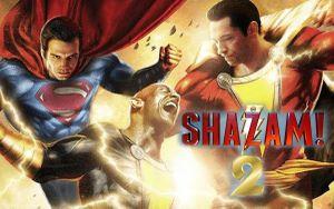 Warner Bros chính thức công bố 'Shazam 2' tại sự kiện CCXP