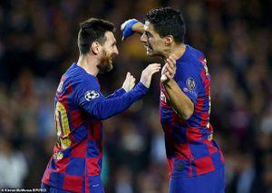 Lionel Messi ghi bàn trên mọi sân đấu tại La Liga