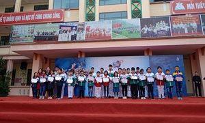 Lào Cai: Trao giải kỳ thi Olympic Quốc tế Khoa học, Toán và Tiếng Anh ASMO 2019