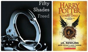 Hiện tượng diễm tình 'Năm mươi sắc thái' đánh bại 'Harry Potter'