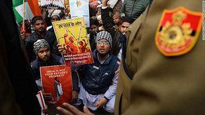 Biểu tình lan rộng khắp Ấn Độ vì Luật Công dân mới