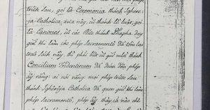 Nhìn lại 100 năm chữ Quốc ngữ qua những khảo cứu quý giá