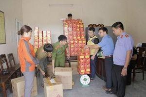 VKSND tỉnh Quảng Bình, Hà Tĩnh tăng cường các biện pháp nghiệp vụ, không để pháo 'lậu' nóng dịp cuối năm