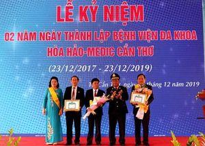 Kỷ niệm 2 năm thành lập Bệnh viện Đa khoa Hòa Hảo - Meidic Cần Thơ