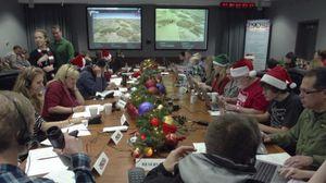 Quân đội Mỹ theo dõi ông già Noel - và bất kỳ 'món quà Giáng sinh' nào đến từ Triều Tiên