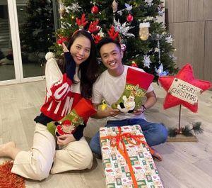 Sao Việt hạnh phúc đón Noel bên người thân và gia đình