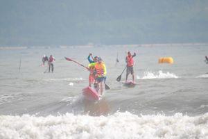 Đà Nẵng: Giải đua thuyền buồm và ván chèo đứng các CLB toàn quốc 2019