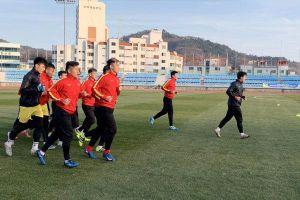 Tuần tập huấn sôi động của tuyển Việt Nam ở Hàn Quốc