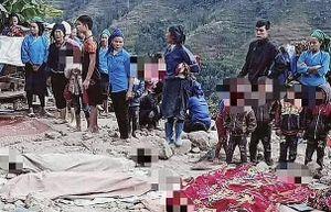 Hà Nội hỗ trợ các nạn nhân vụ sập tường ở Hà Giang