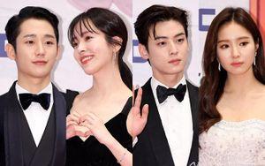 Thảm đỏ 'MBC Drama Awards 2019': Han Ji Min - Jung Hae In và Shin Se Kyung - Cha Eun Woo chiếm trọn 'spotlight'