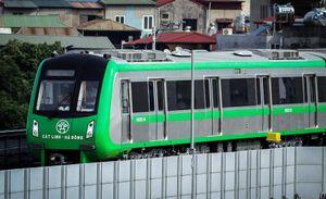 Qua 2020, vì sao đường sắt Cát Linh - Hà Đông chưa vận hành?