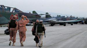 Phiến quân Syria 'mở hàng' Năm mới, phóng loạt tên lửa vào căn cứ Nga