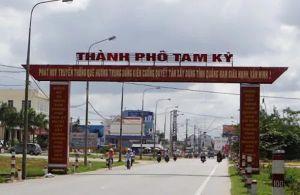 Quảng Nam sắp có khu đô thị mới phía Đông TP Tam Kỳ với quy mô 940ha