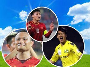 Công Vinh, Trọng Hoàng, Quang Hải có tên trong đội hình xuất sắc nhất Đông Nam Á