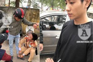 Giấu ma túy ở gót chân, nam thanh niên không ngờ vẫn bị lộ