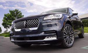 SUV hạng sang Lincoln Aviator 2020 từ 1,2 tỷ đồng 'đấu' BMW X5