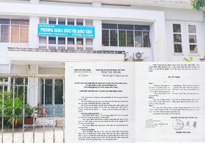 Phải làm rõ giấy chứng nhận hết cấp 2 có phải là của ông Tâm không?