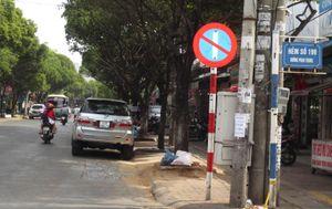Cấm đậu xe trong phạm vi 100m từ Trung tâm hành chính công tỉnh