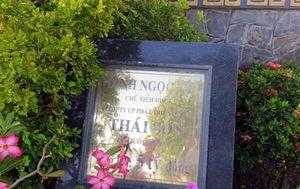 Sự thật Út 'trọc' tài trợ 5 tỷ xây phủ đường cho cựu Bí thư Hậu Giang Huỳnh Minh Chắc