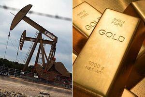 Giữa căng thẳng Mỹ-Iran, nên đầu tư vàng hay dầu?