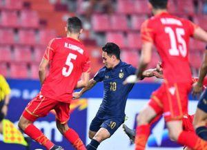 U23 Thái Lan thắng '5 sao', U23 Việt Nam xuất hiện ca chấn thương mới