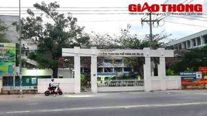 Ninh Thuận: Người phụ nữ lạ lẻn vào trường học rồi nhảy lầu tự tử