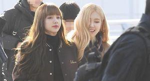 Black Pink, 'nữ hoàng fancam' Hani và dàn sao nữ đổ bộ sân bay