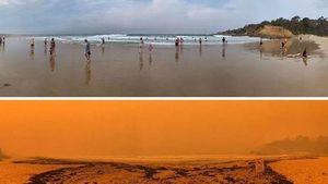 Ám ảnh cảnh tượng ở Australia trước và sau thảm họa cháy rừng