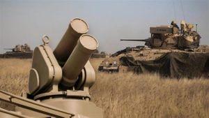APS Israel đánh chặn mạnh ngang Armata
