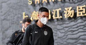 Đại dịch Corona hoành hành, bóng đá Trung Quốc và châu Á lao đao
