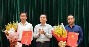 Thành ủy TP HCM điều động, bổ nhiệm 2 nhân sự