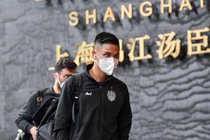 AFC hoãn các trận đấu của CLB Trung Quốc