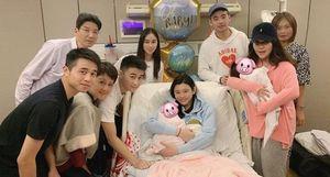 Siêu mẫu nội y xứ Trung được mẹ chồng thưởng biệt thự hơn nghìn tỷ vì sinh quý tử đầu lòng