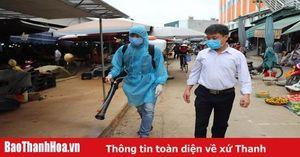 Thị xã Bỉm Sơn chủ động phòng chống dịch nCoV