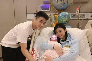 Sinh quý tử đầu lòng, siêu mẫu Ming Xi được mẹ chồng tặng biệt thự nghìn tỷ