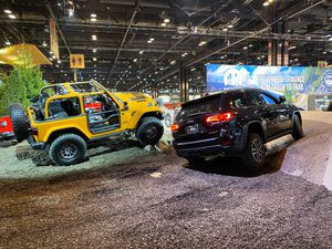 Chicago Auto Show 2020: Sân chơi của xe tải và minivan